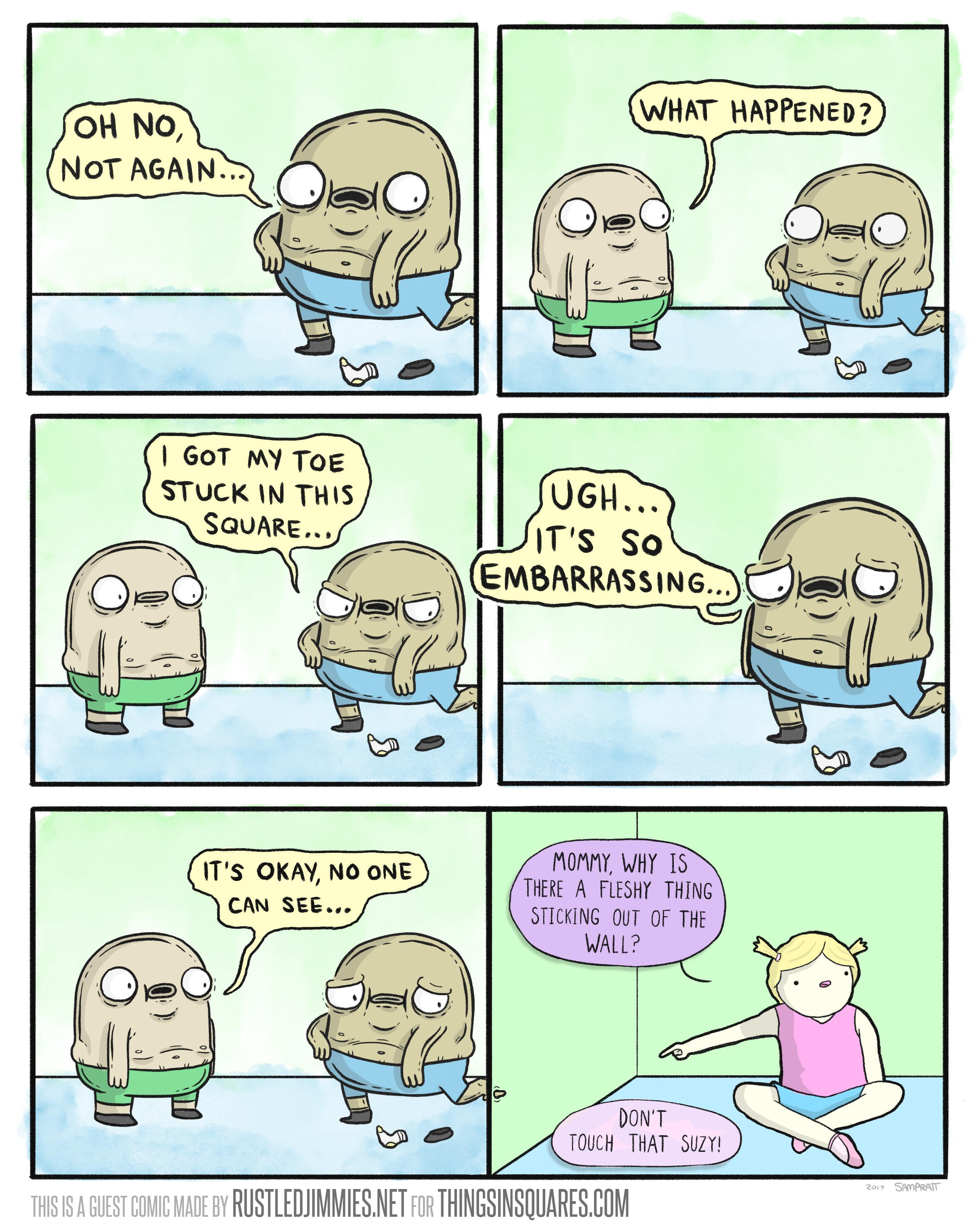 Tis Guest Comic